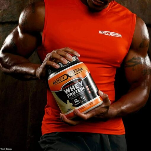 Body Fortress whey protien